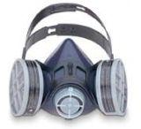 Honeywell 1/2 Mask Prem OV/N95 T-SER Lg 313110