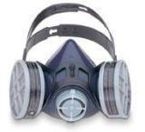 Honeywell 1/2 Mask Premier S-SER Elas Md 312500