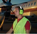 Sperian Personal Protective Equipment Earmuff Leightnng L1H H/VSBLTY 1015020