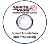 Sports Radar Radar Gun Speed Acquisition Software SR-PC-01