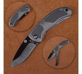 Stone River Gear 2.5in Ceramic Folding Knife w/ Retractable Point Protector