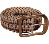 Stone River Gear Paracord Survival Belt - Small, 28-32in