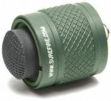 Sure-Fire Z57 Click-On Lock-Out Hard Anodized Olive Drab OD Tailcap for E1E / E1L / E2D / E2E / E2L Flashlight