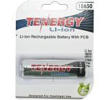 Tenergy Lithium Ion 18650 Battery