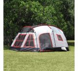 Texsport Highland Three-Room Family Tent