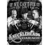 Tin Signs Stooges Knuckleheads Tin Sign