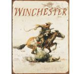 Tin Signs Winchester Logo Tin Sign