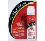 Tinks Hot Shot #69 Doe-In-Rut Estrous Mist 3 Ounce Spray Carded For Hanging W5311