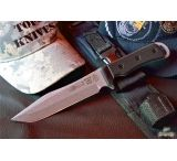 "Tops Knives Apache Dawn 12"" Fixed Blade Knife"