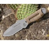 Tops Knives Desert Fox Fixed Blade Knife