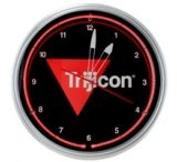 Trijicon Electric Neon Clock w/ Logo PR41