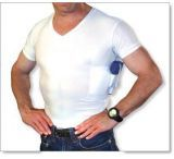 Undertech Undercover Ultimate Compression V-Neck Concealment Holster Shirts