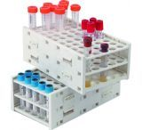 UNICO T-Racks 50 Place Expandable Test Tube Racks