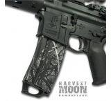US Night Vision Moon Shine Camo AR Rifle 30-Shot Magazine Wrap