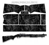 US Night Vision Moon Shine 20x30in Pre-Cut Universal Shotgun Skin Vinyl Wrap