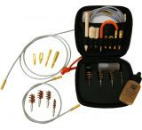 Venatical Tactical Law Enforcement Pistol Carbine Cleaning Set w/ Black Thermoformed Firm Case
