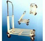 VWR Aluminum Fold-Up Cart 3081