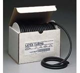 "VWR Black Latex Rubber Tubing BL1208 50"" Coil Length"