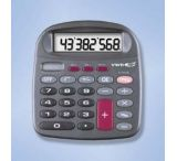 VWR Solar-Powered Desktop Calculators 6032 Vwr Calculator Solar 12 Digit