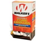 Walkers Foam Ear Plug 10Pk Blister