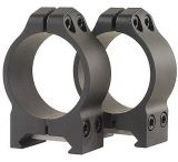 Warne Medium Scope Rings w/Matte Finish 214M