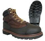 Wellco Men's ResistorSPX Waterproof Steel Toe Work Boot