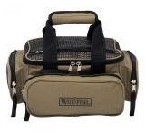 Wild Fish Green Tackle Bag,12x5.5x9.5in