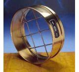 WS Tyler Sieves, Stainless Steel Wire, Brass Frame, Tyler 7006 Full Height