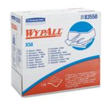 Wypall Case of X50 Wipers, Pop-up Box