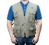 Zeiss Gear Ultimate Birding Vest, Tan