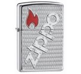 Zippo Armor Classic Style High Polish Chrome Lighter