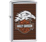 Zippo H-D Eagle And Shield Lighter