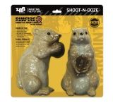 Zombie Industries Shoot-N-Ooze Rimfire 3-D Prairie Dog Target Case Of Six 13-003-6