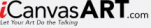 iCanvasART Logo 2014