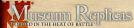 Museum Replicas Logo 2014