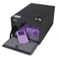 ADG Sports Secure Vault Electronic Front Load Safe 33013 BLACK