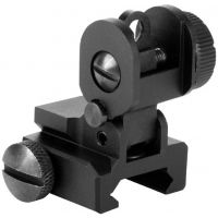 AIM Sports AR15/M16 A2 Dual Aperture Rear Flip-Up Sight