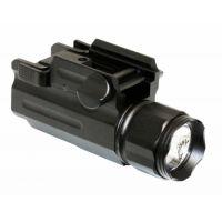 AIM Sports Full Sized Pistol Light - 150 Lumens w/ Quick Release Mount, Filtered Lenses