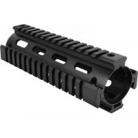 AIM Sports M4 Handguard Quad Rail, Carbine Length