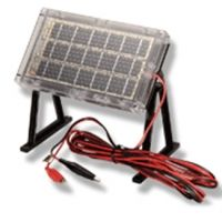 American Hunter 6V Weatherproof Solar Battery Charger