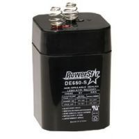 American Hunter 6V 5 Amp-Hour Rechargeable Battery for Deer Feeders