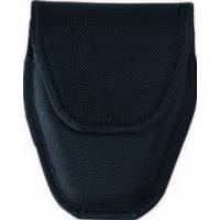 ASP Tactical Handcuff / Restraint Double Black Cases for Chain, Hinge or Rigid Handcuffs 56160