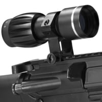 Barska Red Dot Magnifier w/ Extra High Ring