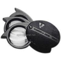 Bausch & Lomb Folding Pocket Three-Lens Magnifier 81-23-67