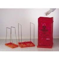 Bel-Art Clavies Biohazard Bag Holders, Autoclavable, SCIENCEWARE 131920001
