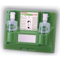 Bel-Art Double Bottle Eyewash Station, SCIENCEWARE 248680000 Double Eyewash Station