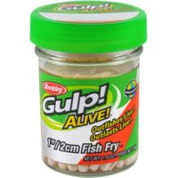 "Berkley Gulp! Alive! Fish Fry, 1"" Bait"
