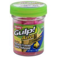 "Berkley Gulp! Alive! Floating Pinched Crawler, 2"" Bait"