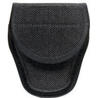 Bianchi 7300 AccuMold Covered Cuff Case - Black, 23816