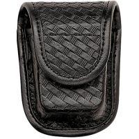 Bianchi 7915 Pager/Glove Pouch - Basket Black, Chrome 22117